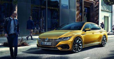 Стоимость Volkswagen Arteon в России