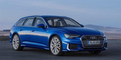 ВРоссии начали принимать заказы нановый Audi A6 Avant.