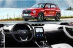 Новое поколение Hyundai Creta появится в России в середине 2021 года.