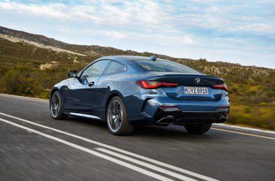 Новый BMW 4-Series приедет в Россию