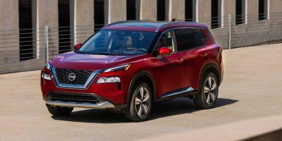 Nissan представил X-Trail нового поколения