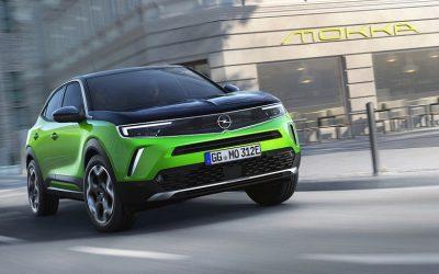 Новый Opel Mokka