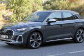 Обновленный Audi SQ5 рассекречен