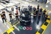 Юбилейный Lamborghini Urus отправят вРоссию