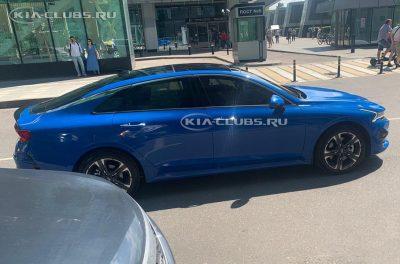Kia Optima (K5)