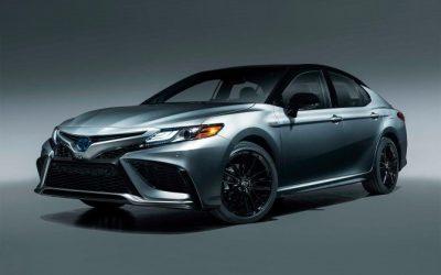 Компания Toyota представила обновленный седан Camry для рынка США.