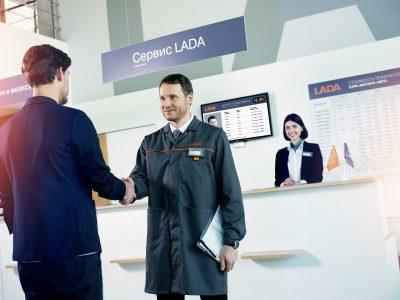 LADA: скидки и рассрочка на сервис и оригинальные детали