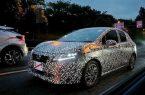Nissan Note «засветился» до премьеры