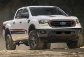 Ford обновил новый Ranger