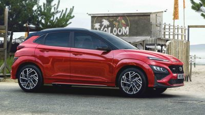 Hyundai Кona