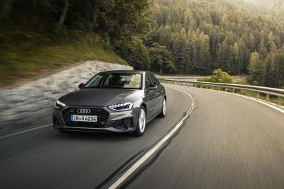 Audi A4 и Audi A5