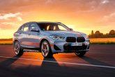 BMW, показала специальную модификацию кросса X2 под наименованием М Mesh Edition