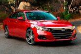 Honda обновила Accord