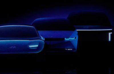 Hyundai привезет в Россию Ioniq