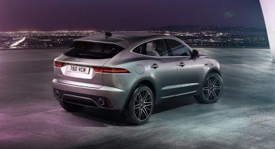 Jaguar обновил кроссовер E-Pace