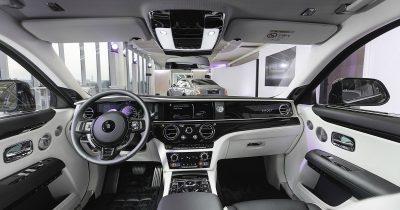 Rolls-Royce назвал российскую стоимость нового Ghost