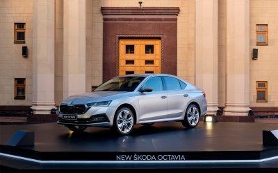 ŠKODA AUTO запускает серийное производство новой ŠKODA OCTAVIA в Нижнем Новгороде.