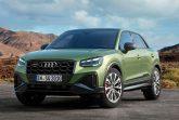 Audi обновила спортивный кроссовер SQ2