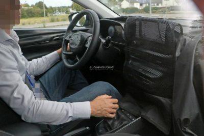 Hyundai Bayon впервые заметили на тестах