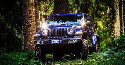 Jeep отправила в ремонт российские Wrangler