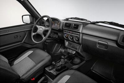 Салон LADA LCV 4x4
