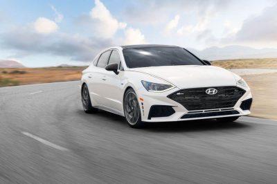 Hyundai Sonata N Line выходит в продажу