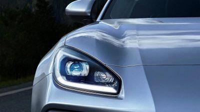 Дата премьеры нового спорткупе Subaru BRZ