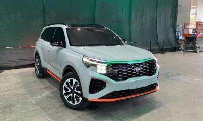 Новое поколение Kia Sportage