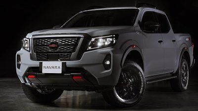 Nissan представила обновленный pick-up Navara