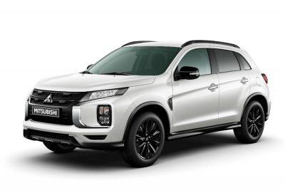 Mitsubishi ASX получил спецверсию в России
