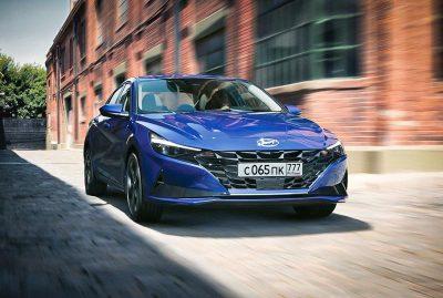Цены на новую Hyundai Elantra