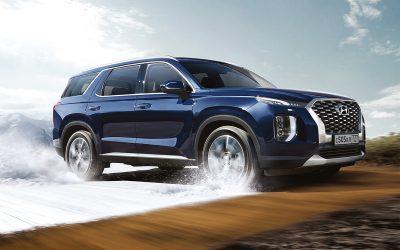 Российские цены на Hyundai Palisade
