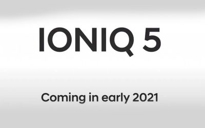 Hyundai анонсировал премьеру Ioniq 5
