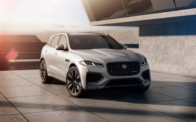 Российские цены на обновленный Jaguar F-Pace