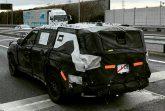 Новый Toyota Land Cruiser сфотографировали