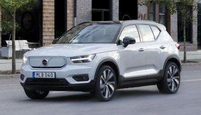 Volvo привезет в РФ своей первый серийный электрокар