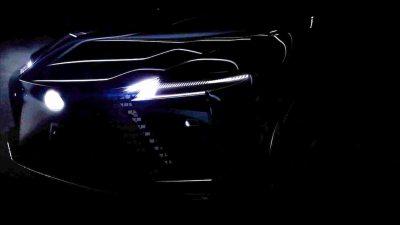 Lexus анонсировал новый концепт-кар
