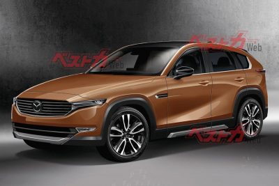 Новый Mazda CX-5 станет премиум-кроссовером