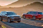 Jeep Grand Cherokee L представлен официально