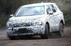 Новый Mitsubishi Outlander показали на свежих кадрах