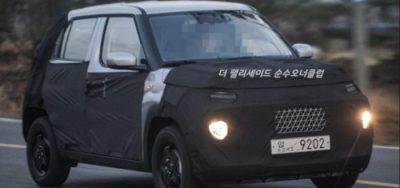 Hyundai вывел на тесты дешевый кроссовер