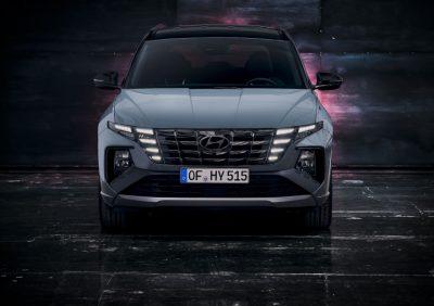 Новый Hyundai Tucson получил версию N Line