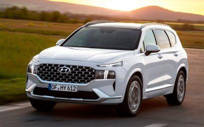 Новый Hyundai Santa Fe для России