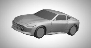 Дизайн нового Nissan 400Z