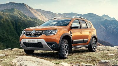 Дата презентации нового Renault Duster для РФ