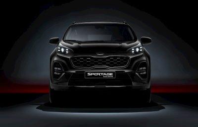 Kia Sportage получил в России «черную» версию