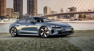 Audi представила e-tron GT