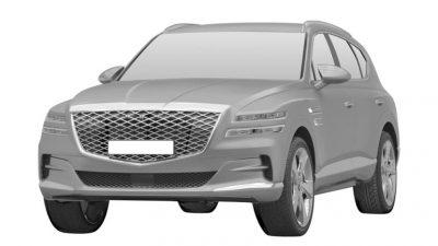 Hyundai запатентовал в России кроссовер Genesis