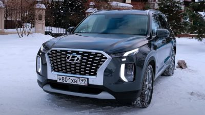 Новый Hyundai Palisade 2020
