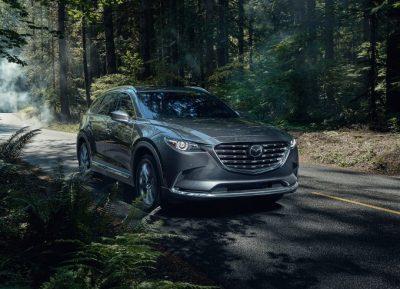 Mazda CX-9 доступен к заказу с 15 февраля